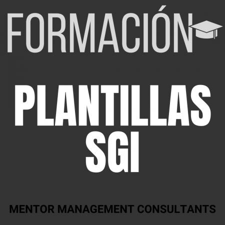 Formación - Plantillas SGI - Mentor Management Consultants